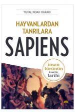 """İnsan türünün kısa bir tarihi: """"SAPIENS""""- Aziz Bozatlı"""